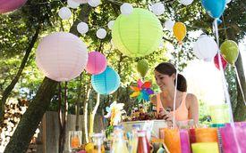 Ab in den Garten - Deko Tipps für die perfekte Party