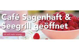 Restaurant und Seegrill ab 25. Mai geöffnet