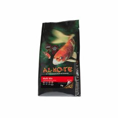AL-KO-TE Basisfischfutter Multi Mix 3 mm 1 kg