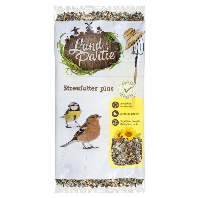 LandPartie Streufutter plus 10kg